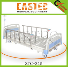 STC 315 Extra Low Three Functions Manual Adjustable Beds