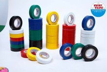 2015 new hot sale AB grade PVC insulation P-01 electrical tape