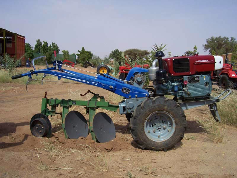 Two Wheel Tractor Attachments : Df walking tractor attachment hp wheel