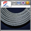 7X19 sell construction galvanized steel cable