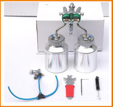 2015 brand new hot on sale user-friendly Air Spray Gun cost-effective mini spray chrome machine made in China by Image