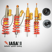 Individually Adjustable twin-tube Coilover Shock Absorbers for BMW E36