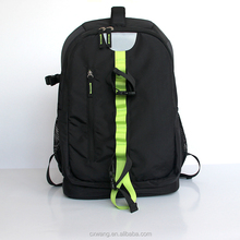 Outdoor nylon Sports Backpack Bag with laptop compartment