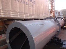 Complete new rotary dryer, mineral rotary dryer from China manufacturer