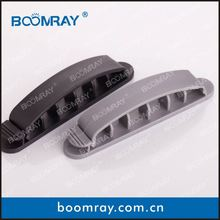 boomray 2014 promotional PP colorful multipurpose cable clips winder summer promotion gift 2012