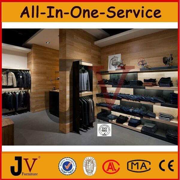 ... clothing shop display racks furniture menswear shop interior Quotes