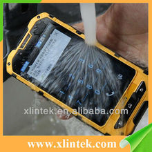 first android 4.2 waterproof and dustproof mobile phone