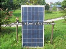 solar panel kit 140W Cheap Polycrystalline Solar Panel At A Low Price In China
