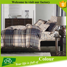 Brand Name Bed Sheets Factory Cheap Printed Microfiber Quilt