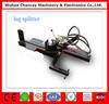Farm implement log splitter for tractor with CE