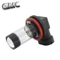 cars use 24w H9 led fog light rgb bulbs lamp for toyota corolla wish