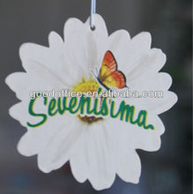 free samples Promotions freshener Wholesale Hanging car air freshener