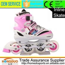 bel design regolabile skate ragazze scarpe pattini
