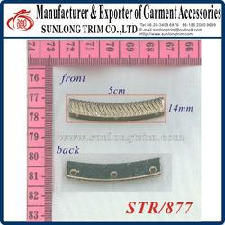Metal buckle for garment /shoes/bag