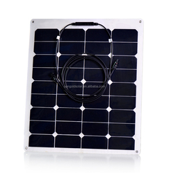 50w flexible solar panel Sunpower solar cell