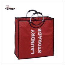 2 section laundry bag sorting laundry bag