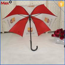 Popular football soccer custom print umbrella for advertising