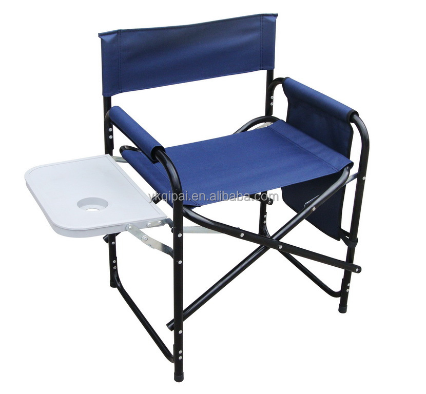 Cheap high quality lightweight directors chair with for Good quality folding chairs