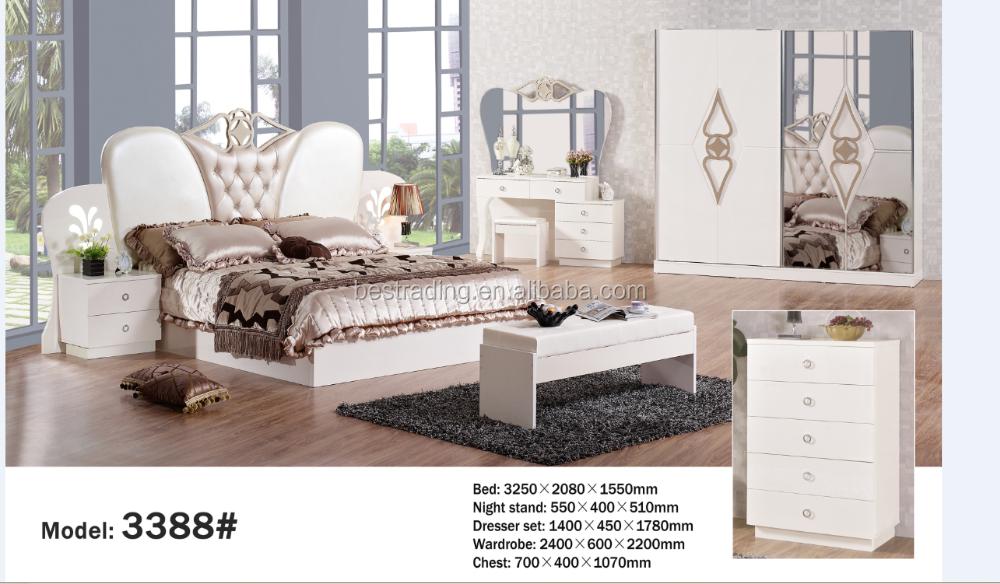 Arabische Inrichting Slaapkamer : Arabische stijl slaapkamer meubilair ...