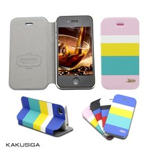 KAKU High Quality Wallet Leather Case Low Price China Mobile Phone