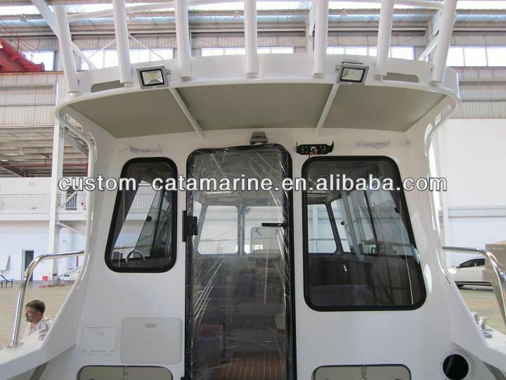9.2 m de alumínio barco para a venda