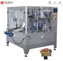 KD Rotary Automatic Food bag packaging machine
