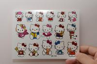 кошечка кошка водонепроницаемый временную татуировку наклейки, наклейка подарок девушка