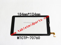 7 inch tablet replacement touch screen for MTCTP-70760