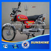2015 New Design Powerful Street Bike 125cc Motorcycle