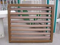 HEZE DAYOU SHUTTER Adjustable Louver PVC Interior Bi - Fold Window Shutters