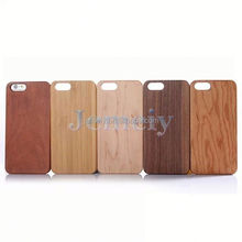 Premium Quality Wooden Phone Case For iPhone 6 Plus China Manufacturer
