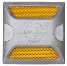 Reflector Aluminium Road Stud double sides