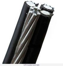 over head ABC 3+1 pvc xlpe insulated cable