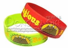 Promotion Silicone High Quality Silicone Rubber Bracelet Cheap Silicone