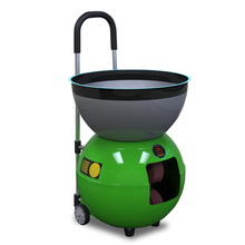 FACTORY SUPPLIER tennis ball machines for training with free battery SS-K2-8000