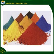 pigment red yellow black green blue iron oxide chemical formula for ceramic tiles beton making paint rubber tiles mix asphalt