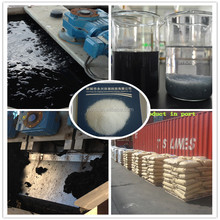 Wastewater Treatment Chemicals Industrial Use Polymer Flocculant Cationic Polyacrylamide PAM