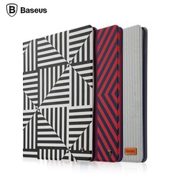New style Baseus Smart Leather Flip Case For Ipad Air 2
