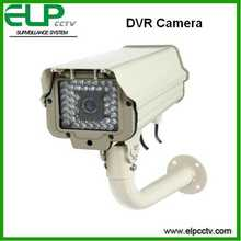 cctv camera sd card Cmos 800TVL waterproof dvr sd card camera video recorder motion detect ELP-CD3580S