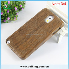 For Galaxy Note 3 wood case, mobile phone wood bamboo case