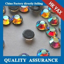 decorativo hotfix crystal venta al por mayor, decorativo cristal rhinestone caliente del arreglo