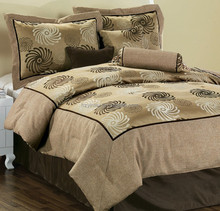bedding comforter set with matching curtains