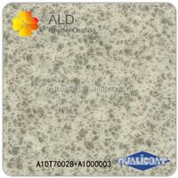 ALD granite effect powder coating