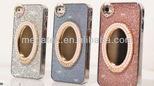 Mobile phone case Bling mirror hard cover case for iphone 5s 5 ,for iphone 5 case with mirror ,for iphone 5s case hard