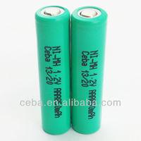 CEBA 1.5v aa ni-mh rechargeable battery