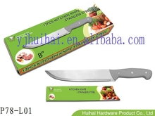 High Quality Kitchen Knife, Chef Knife, Cleaver, Cooking Knives with PP Gray Handle