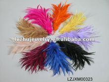 feather hair flowers clips & pins LZJXM00323