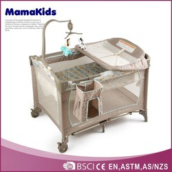 Royal family choose for their kids baby playpen with multi-function