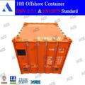 Dnv 10ft 2.7-1 contenedores offshore con alta calidad