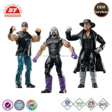 Customized plastic undertaker figures man, OEM factory & high quality action figure